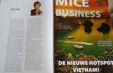 Column Marije Breuker Mice Travel